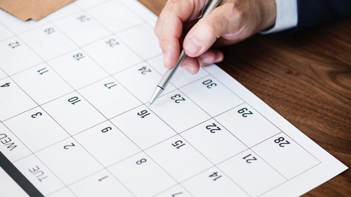Investor Calendar