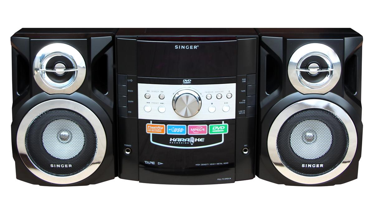 Audio Hi Fi - DVD / MP3, USB      SXL2801