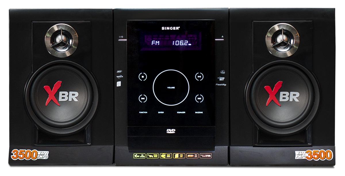 Singer Audio Hi Fi  SXL3201