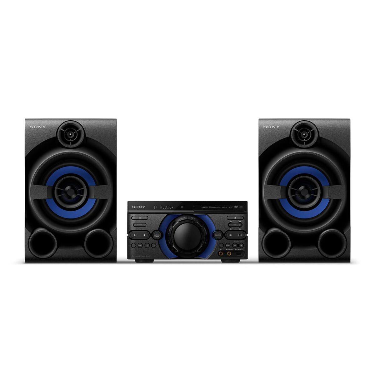 buy sony audio hi fi system with dvd karaoke model mhc. Black Bedroom Furniture Sets. Home Design Ideas