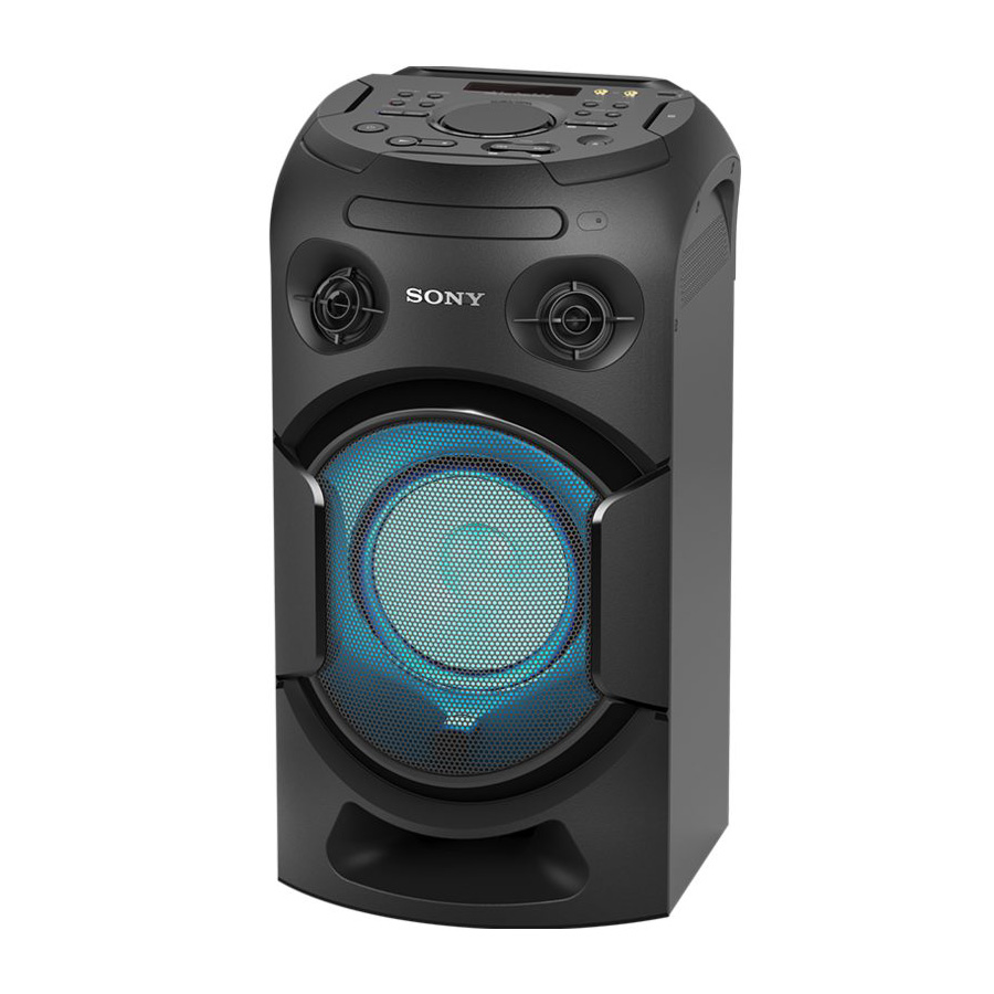 Buy Sony High Power Audio System With Bluetooth, Karaoke