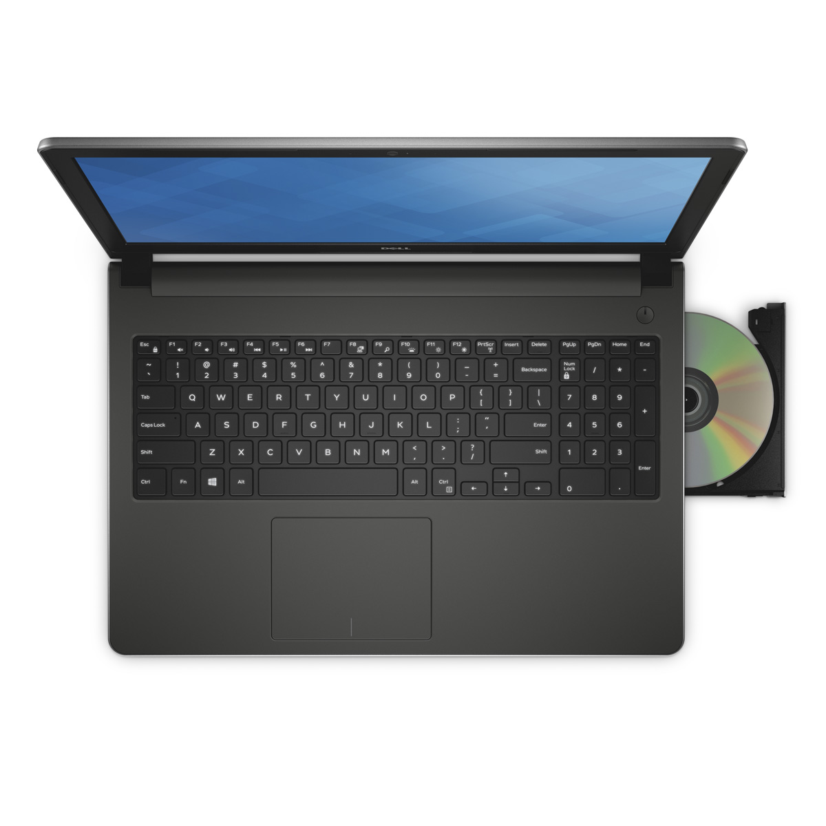 Dell Notebook Inspiron 3567 7th Gen  DELL-3567-I3BLK