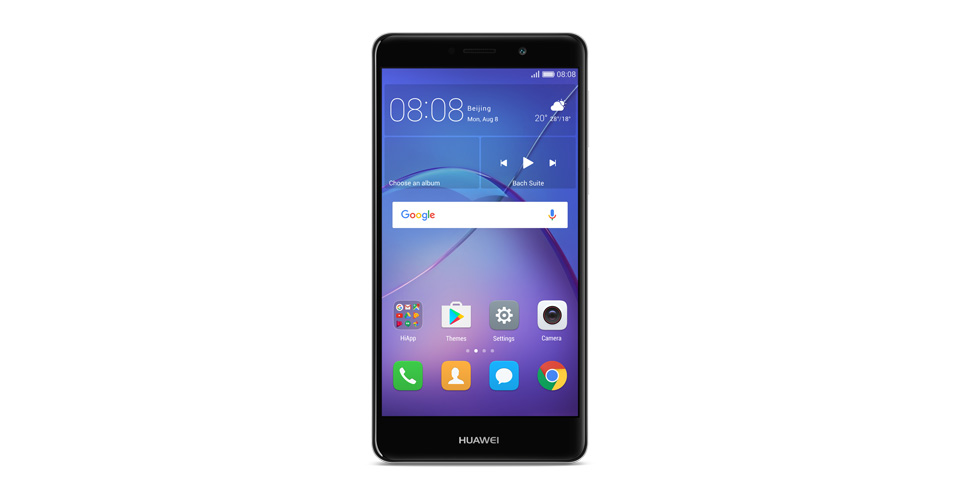 Huawei GR5 2017 (Black, Gray)  HU-GR5-2017-B
