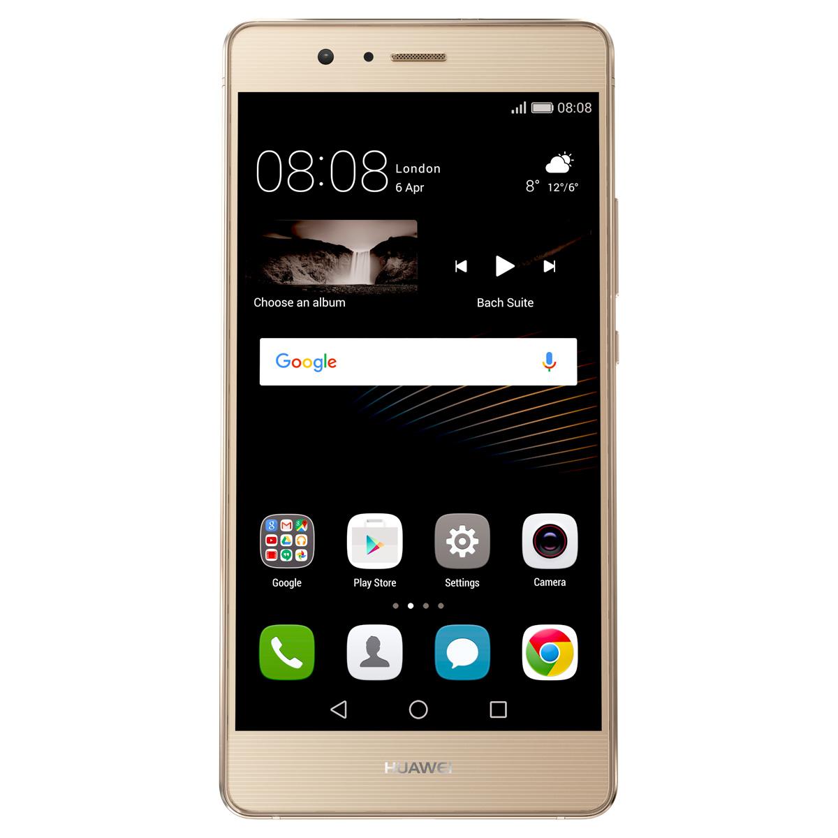 Huawei P9 Lite (4G) - Gold  HU-P9-LITE-G