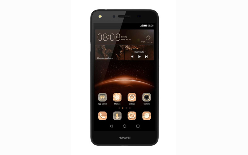 "Huawei Y5 II (3G) - Black, White - 5"" (720x1280), 8MP + 2MP      HU-Y5-II-3G"