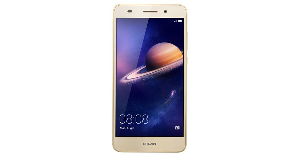 Huawei Y6 II (4G) - Gold  HU-Y6-II-G