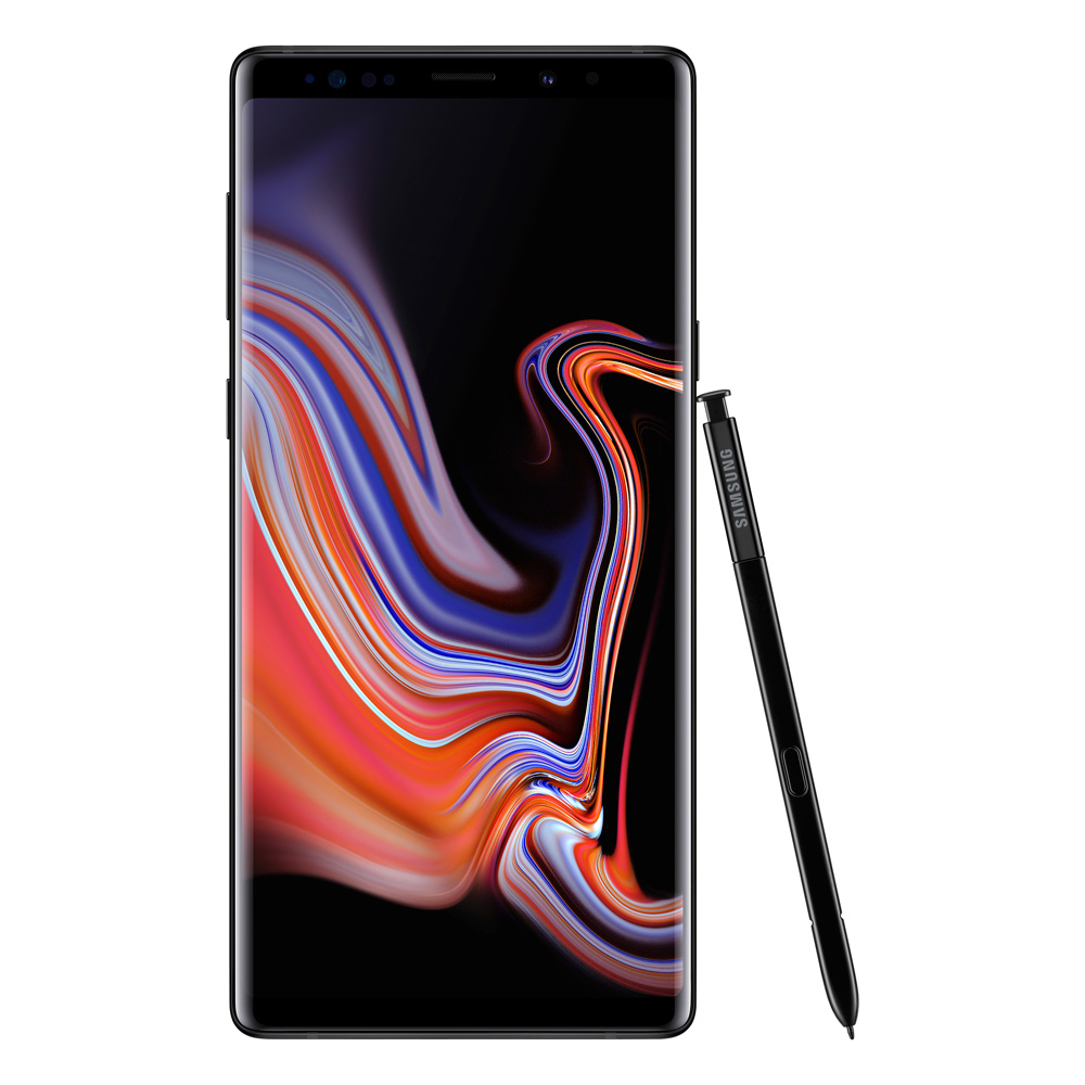 Buy Samsung Galaxy Note 9 (128GB) (Black) | Model SMG-SM-NOTE-9-B