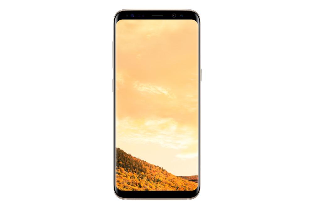Buy Samsung Galaxy S8 (Gold) | Model SMG-SM-S8 | SAMSUNG Mobile