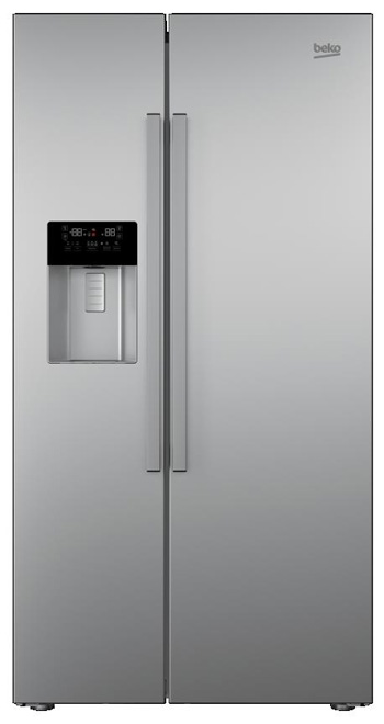 Side-By-Side Refrigerator - 616L, Side-By-Side  										   											 B-GN162330X