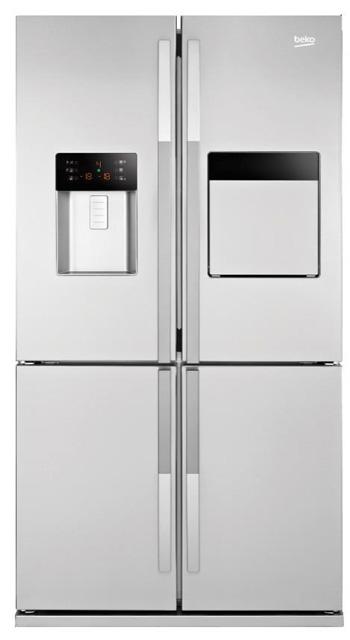 Beko Refrigerator - 4 Doors  B-GNE134631X