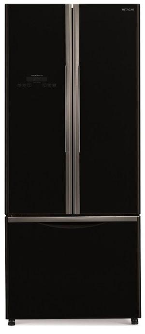 Refrigerator - 455L, 3 Doors, Black      H-RWB550PG2GBK
