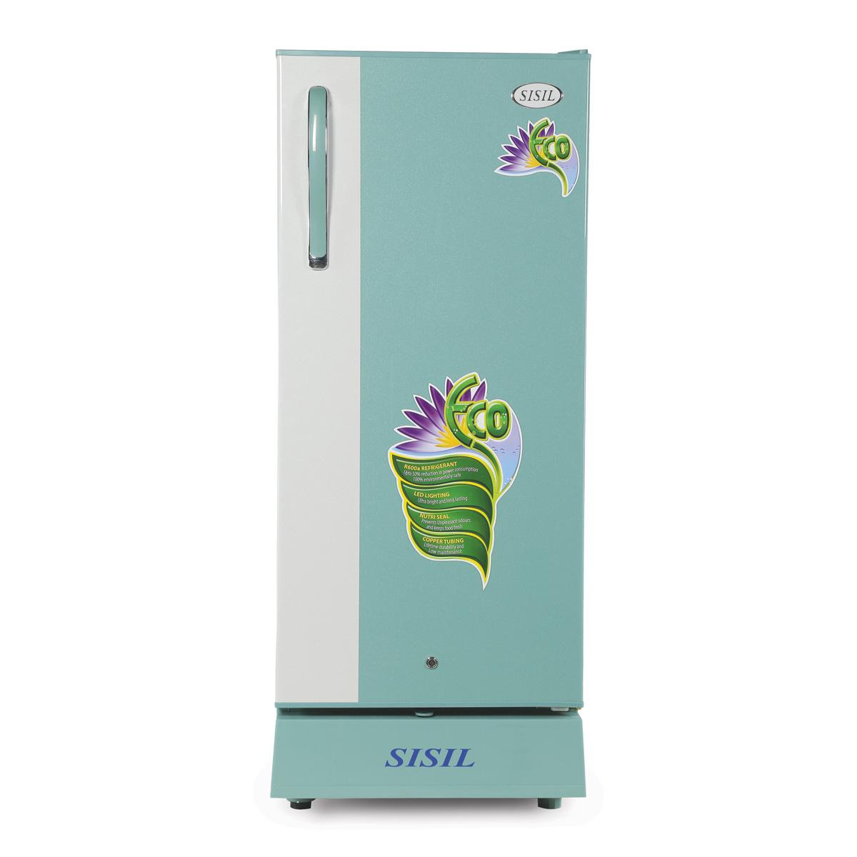 Refrigerator - 7 Cb. Ft. Single Door & Freezer      SL-ECO72