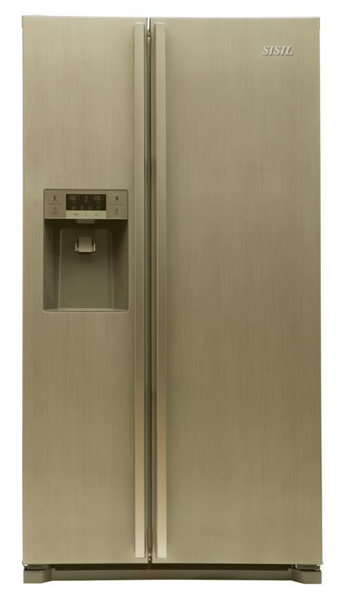 Sisil Side-By-Side Refrigerator  SL-FRSU20EE