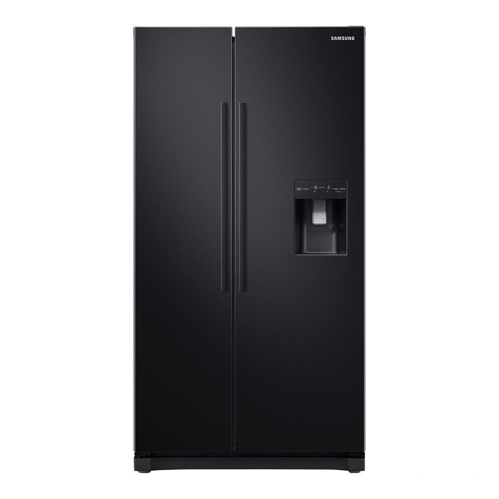 Buy Samsung Side By Side Refrigerator 554l Black Model