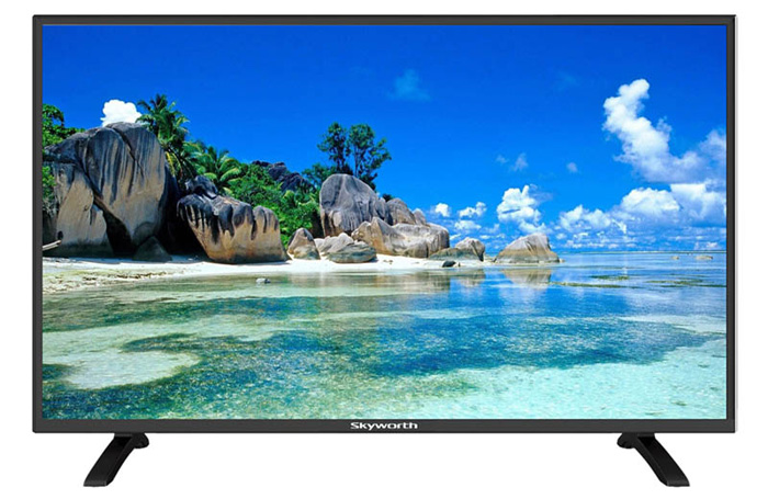 "Skyworth LED TV Full HD - 49"" LED Full HD, 16W  										   											 SKY49E300"
