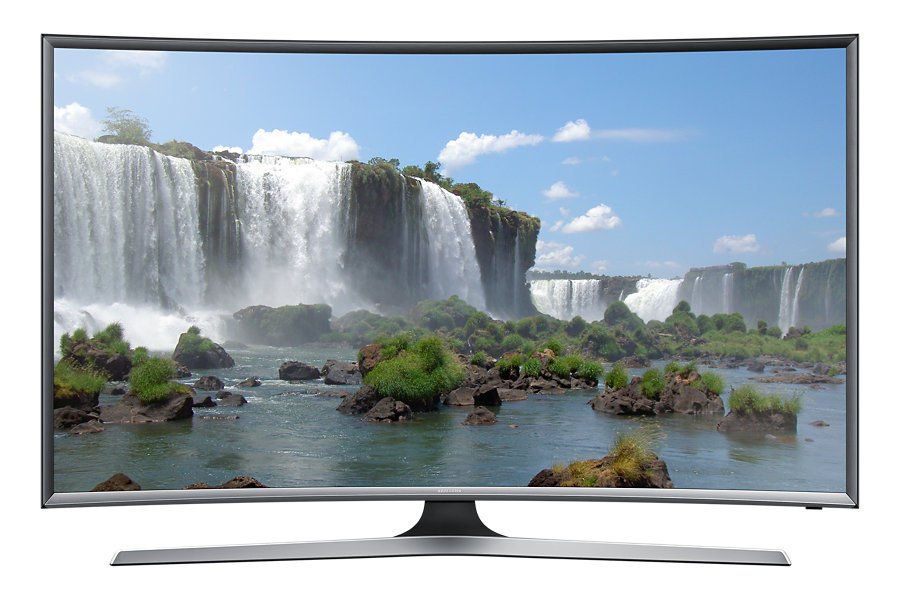"Samsung LED TV SMART - 55"" SMART, Curved, 20W  										   											 SMGUA55J6300"