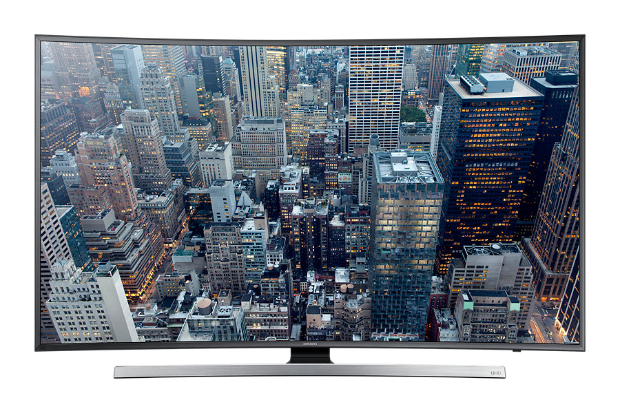"Samsung LED UHD TV SMART - 55"" SMART TV, Curved, 40W  										   											 SMGUA55JU7500"