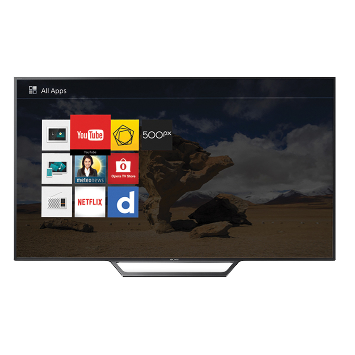Sony Internet TV  KLV-40W652D